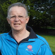 Ted works alongside Kerly who are both Nordic Walking Instructors